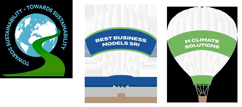 Logos Towars et BBM M Climate solutions