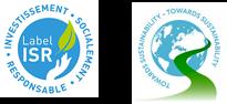 logo ISR + towards