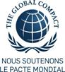 The global compact logo