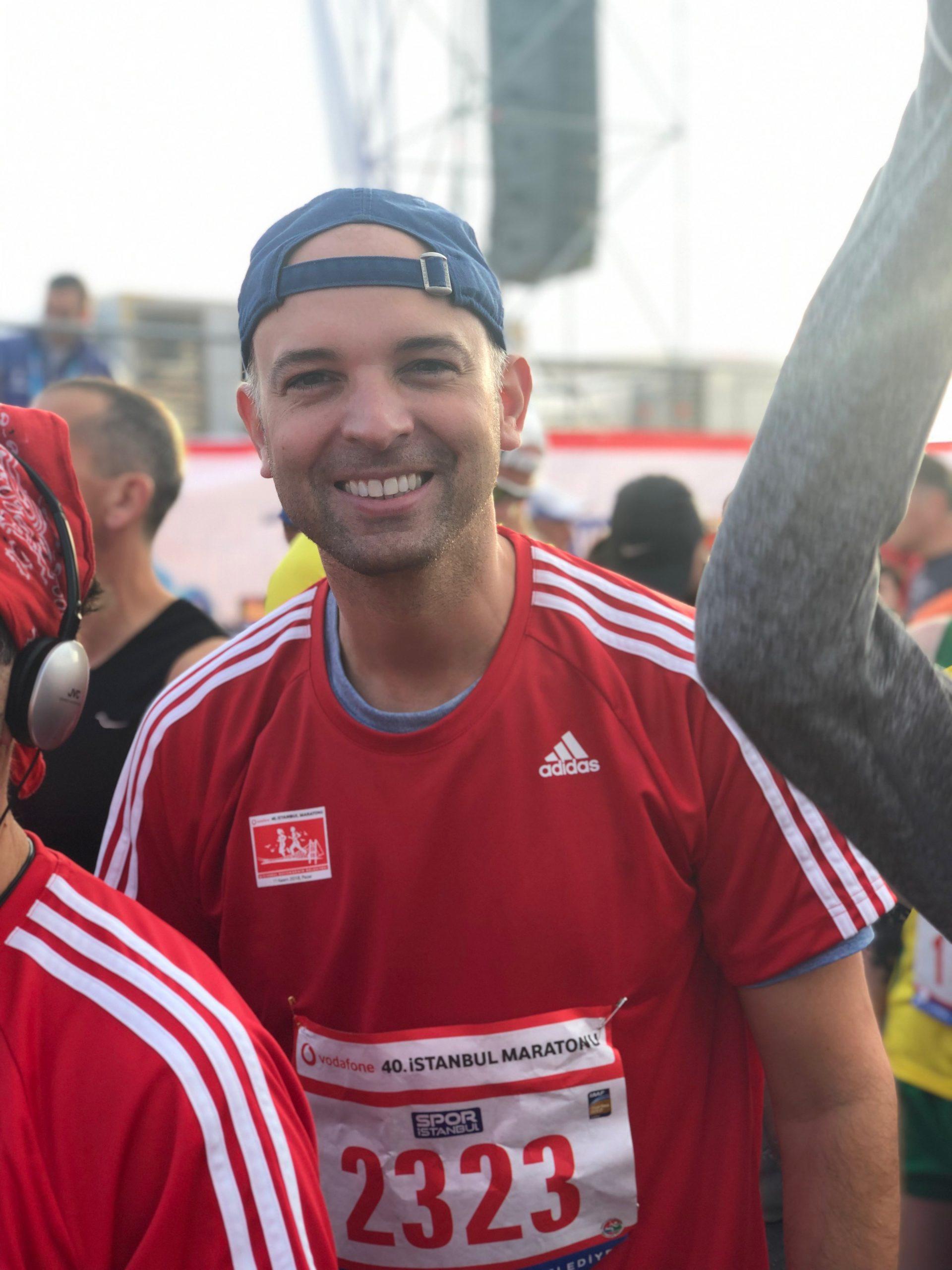 Montpensier Finance participe au marathon d'Istanbul !
