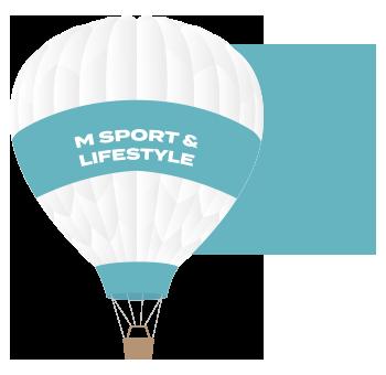 M sport lifestyle