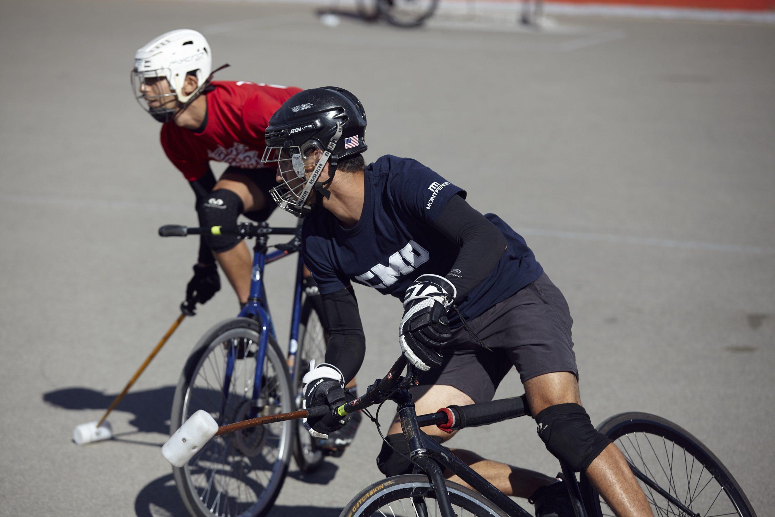 """Montpensier Finance sponsorise l'équipe française de Bike Polo """"Call me Daddy"""" aux championnats du monde 2017 aux Etats-Unis"""