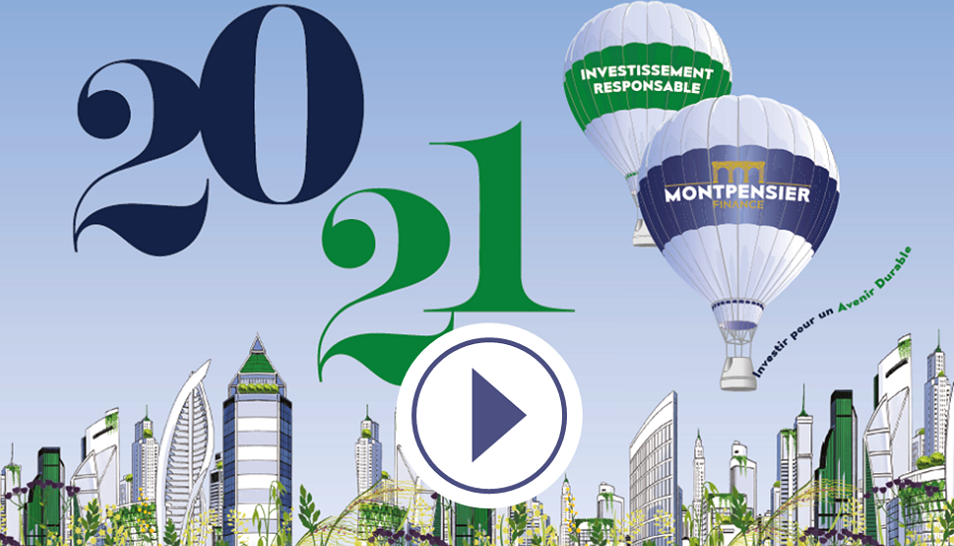Montpensier wishes you a beautiful year 2021!