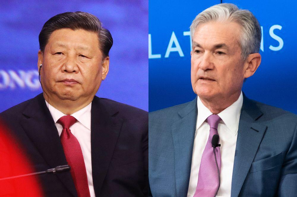 Xi Jinping, Powell :  les deux hommes de la rentrée