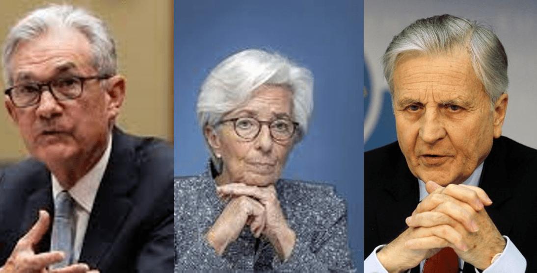 BCE : Lagarde coincée par Powell et le précédent de 2011